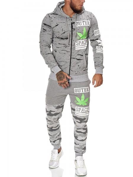 Survêtement de jogging pour homme Survêtement de sport Survêtement de sport Streetwear stl-1087-1088