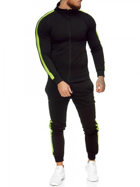 Survêtement jogging homme survêtement survêtement survêtement fitness streetwear jg-1068