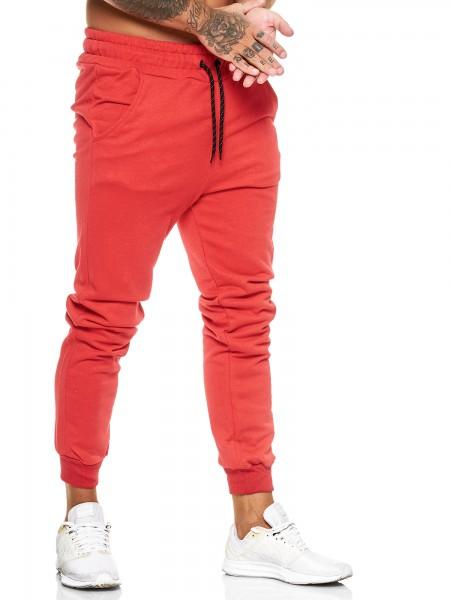 OneRedox Pantalon de jogging pour hommes Pantalon de jogging Streetwear Sports Pants Fitness Clubwear 1268-jg