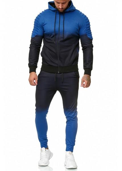 OneRedox Combinaison de jogging pour homme modèle 1130