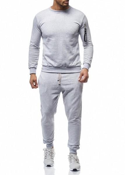 OneRedox Combinaison de jogging pour homme modèle 962