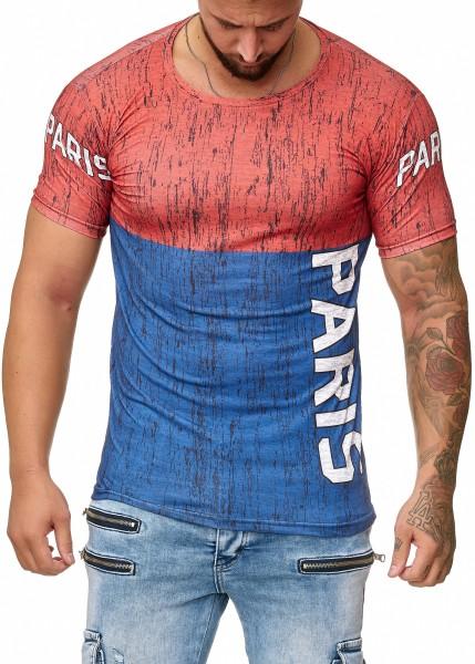OneRedox T-Shirt Homme Fanshirt Fanshirt Fu