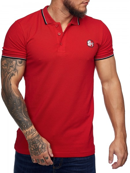 T-Shirt homme Polo Chemise Polo Manches courtes Printshirt Polo Manches courtes Manches courtes 1403c1