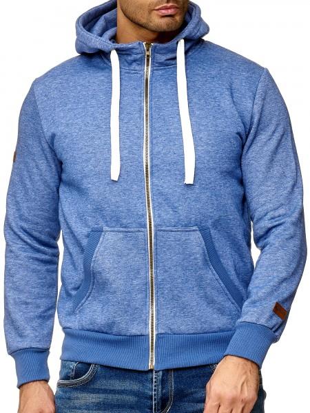 OneRedox Chandail à capuche à capuchon Pull à capuchon tricoté Chandail à manches longues Sweatshirt à manches longues Sweatshirt Modèle A16C