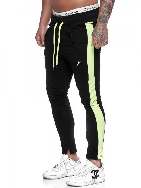 Koburas Pantalon de jogging pour hommes Pantalon de jogging Streetwear Sports Pants Fitness Clubwear ko-1091-jg