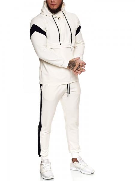 Survêtement pour hommes survêtement de sport fitness streetwear jg-1090