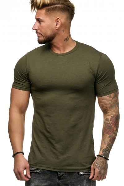OneRedox Chemise pour homme Sweat à capuche à manches longues Chemise à manches courtes Sweatshirt T-Shirt 982